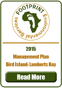 Management Plan, Lamberts Bay