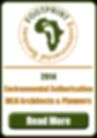 Environmental Authorisation, MLH Architects