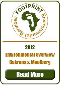 Environmental Overview Bakrans & Mooiberg