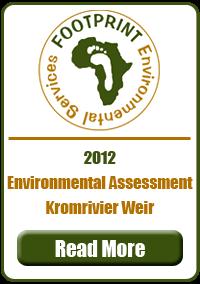 Environmental Assessment Kromrivier Weir