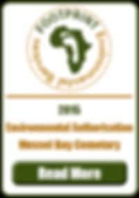 Environmental Authorisation, Mossel Bay Cemetary