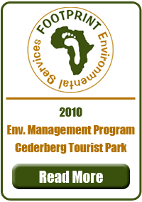 Environmental Management Plan Cederberg Tourist Park