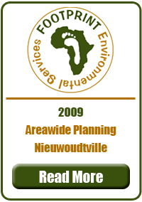 Areawide Planning Nieuwoudtville