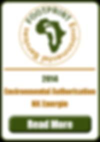 Environmental Authorisation, NK Energie