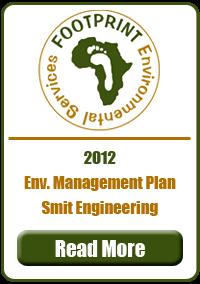 Environmental Management Plan, Smit Engineering