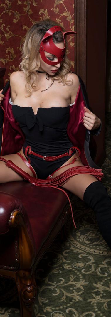 Mistress sitting