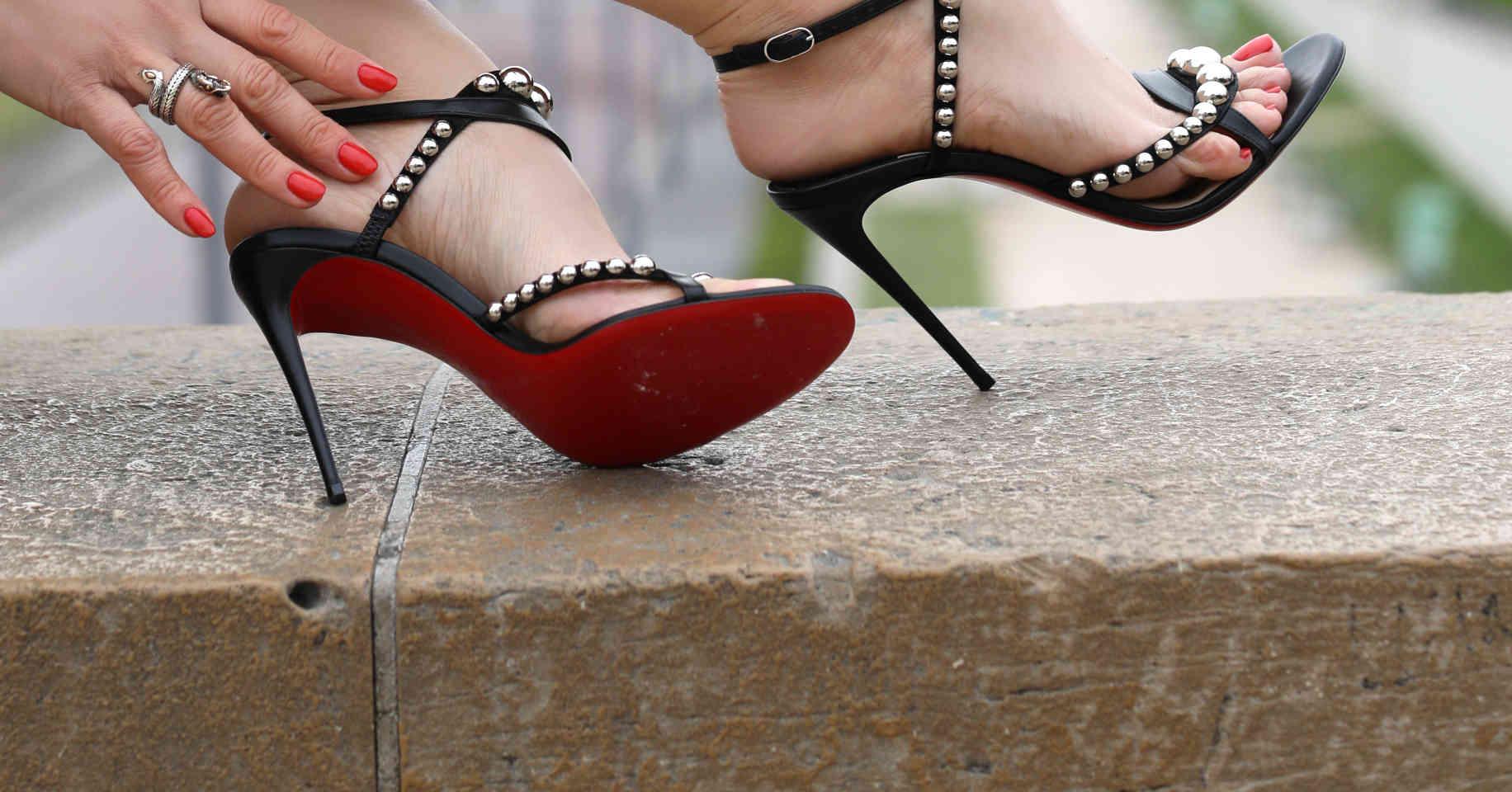 Footfetish Paris