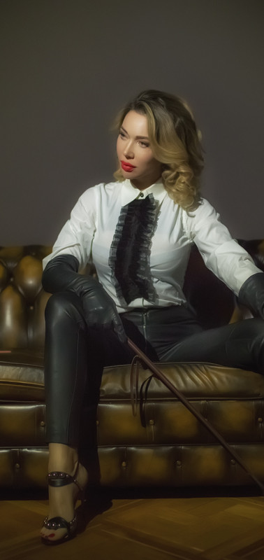 MIstress and her whip