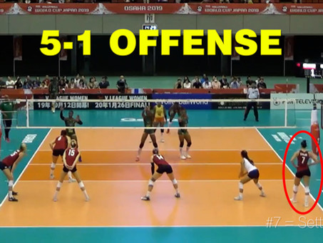 5-1 Offensive System