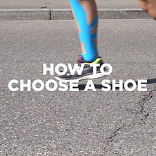 How to Choose a Good Shoe, Supportive Shoes