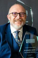 Matt Raynor and award.jpg