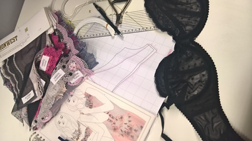 Technical Introduction to Setting up a new Lingerie Brand