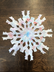 Create Beautiful Tie Dye Coffee Filter Snowflakes