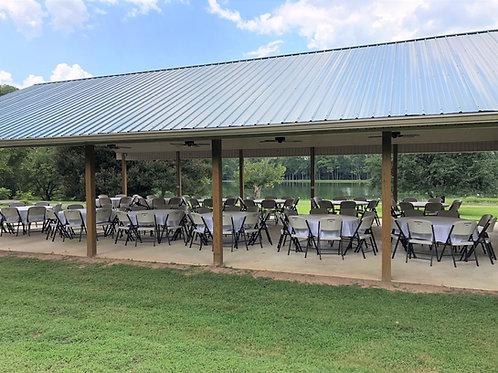 3 Hour Pavilion Rental