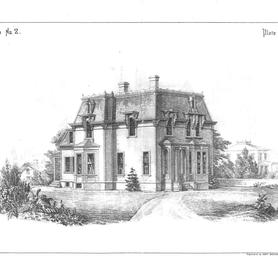 Original Catalog Design Sketch