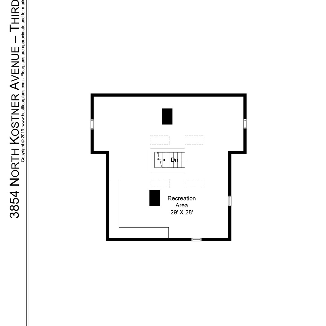 Present Floorplan