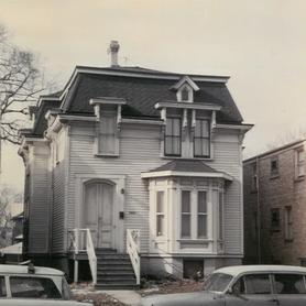 The Merchant House Circa 1950