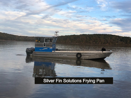 Silver Fin Solutions and the 2020 USGS Modified Unified Method of Harvesting Invasive Carp
