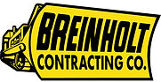 Logo for Breinholt Contracting Co., Inc. - building demolition company