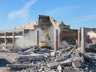 Wild Horse Pass Casino Demolition Completed