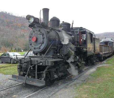 Durbin-Greenbrier Railroad