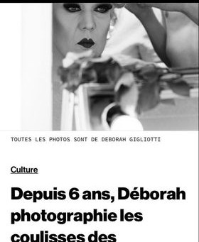 Article dans Vice Belgique par Romain Vennekens