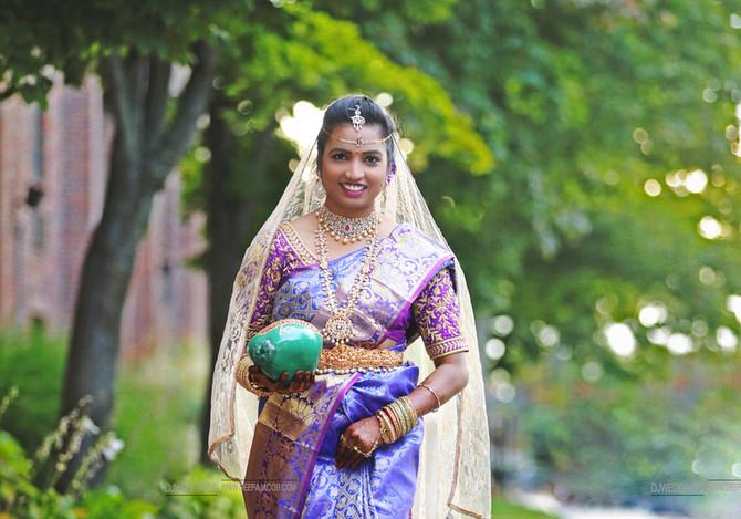 Wedding - Abinay and Kalpana's Big Day!