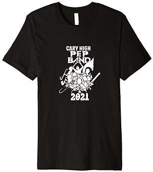 Short sleeve pep band t-shirt