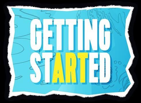 "DeviantArt ""Getting Started"""