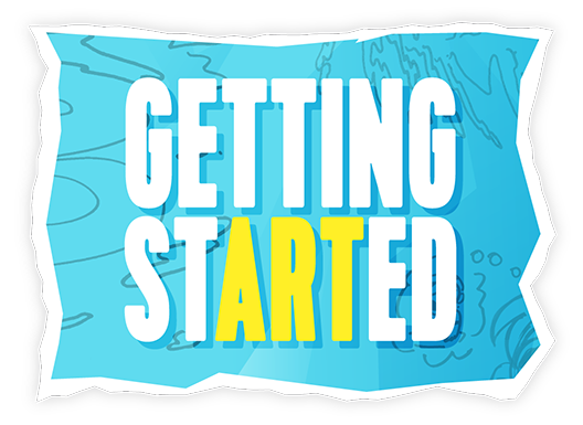"DeviantArt ""Getting Started"""