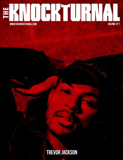 """Trevor Jackson for """"Knockturnal"""" Magazine"""