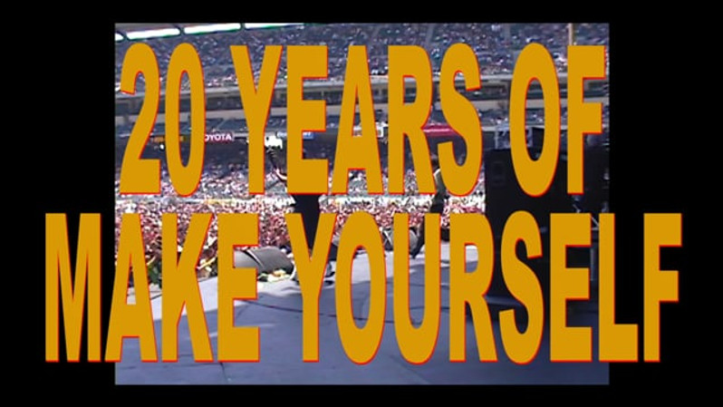 "20 Years of ""Make Yourself"" Mini Documentary"
