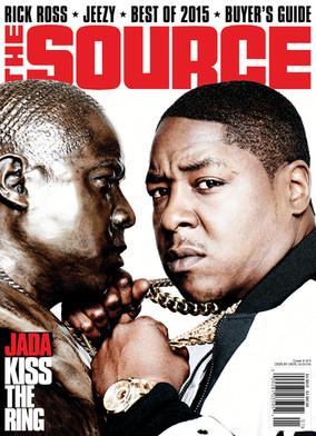 "Jadakiss for ""The Source"" Magazine"