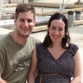 Erika, dipl. Pflegefachfrau HF und Gabriel,  dipl. Techniker HF und Berufsschullehrperson