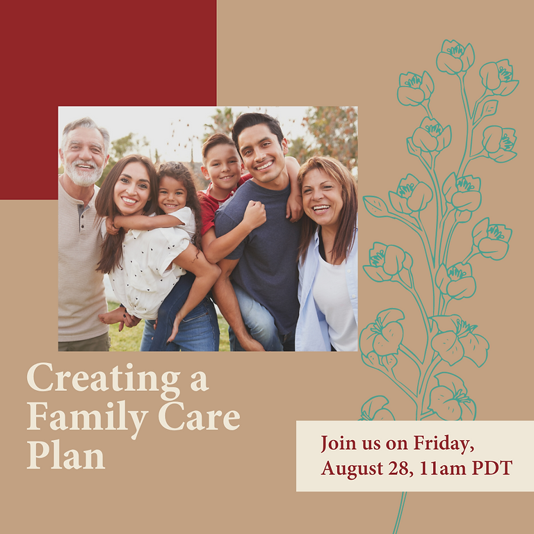 Creating a Family Care Plan