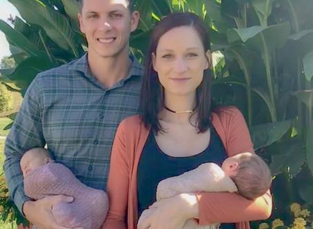 How you can help calm your newborn & help them sleep
