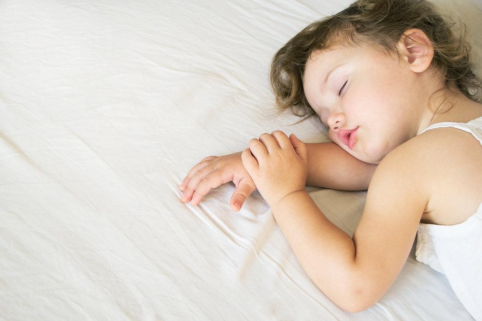 daytime sleep of the child.jpg
