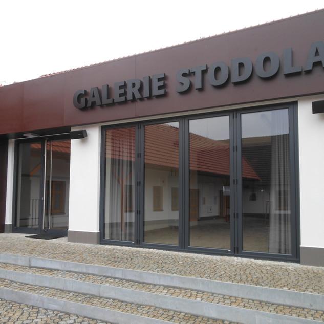 Galerie a společenský sál Mohelno