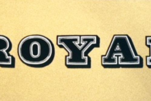 """BEN EINE """"ROYAL"""""""