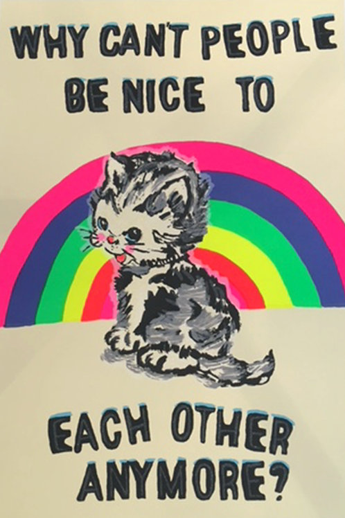"""MAGDA ARCHER """"WHY CAN'T PEOPLE BE NICE TO EACH OTHER ANYMORE"""""""