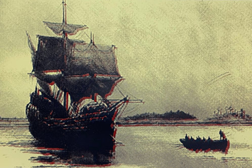 Russell Marshall 'Mayflower'