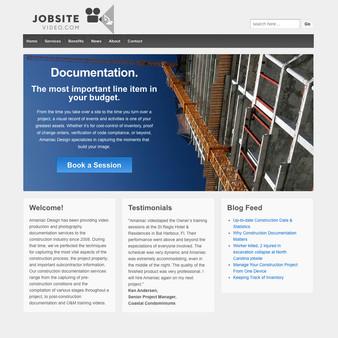 Jobsite Video