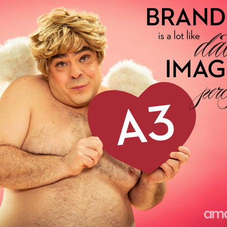 Happy Valentines Day from Amaniac Design