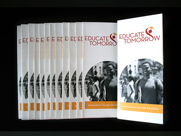 Educate Tomorrow Brochure
