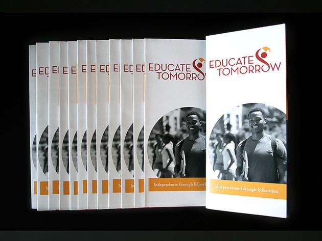 Educate Tomorrow Brochure