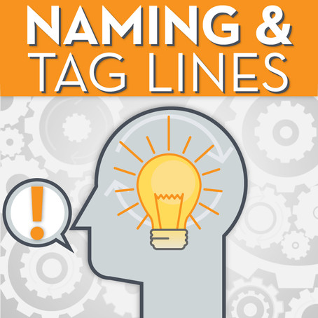 Naming & Tag Lines