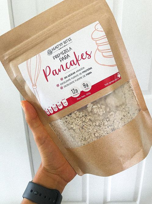 Premezcla Pancakes Alta en Proteína