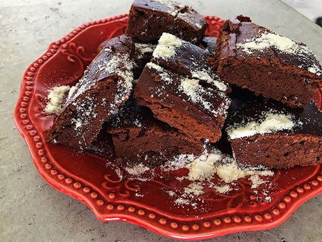 ✨Brownies con Proteína✨