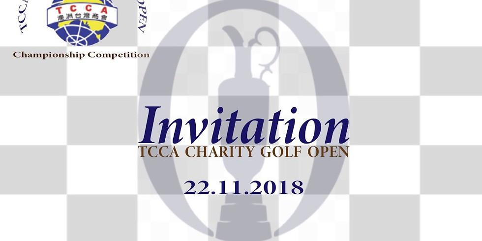 2018 TCCA CHARITY GOLF OPEN