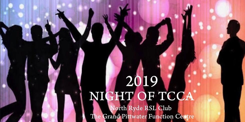 NIGHT OF TCCA 2019